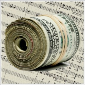 Composing Music for Money