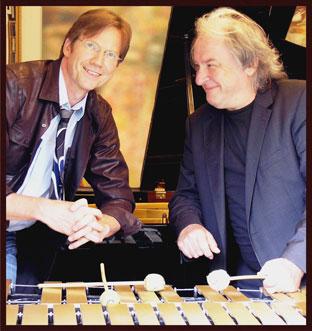 Photo of the Krisch-Gunther Duo