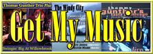 Thomas Gunther's Get My Music Banner