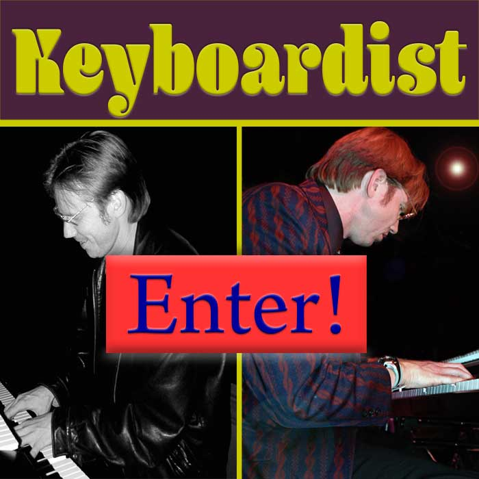 Link toThomas Gunther the Keyboarder site