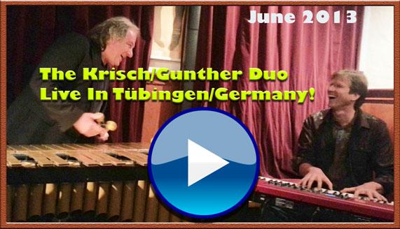 Krisch-Gunther-Duo Live