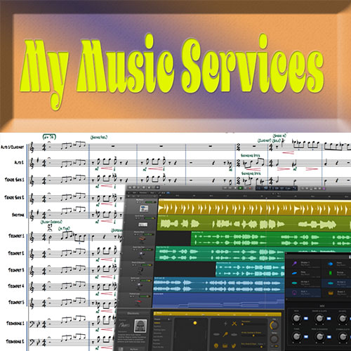My-Music-Services