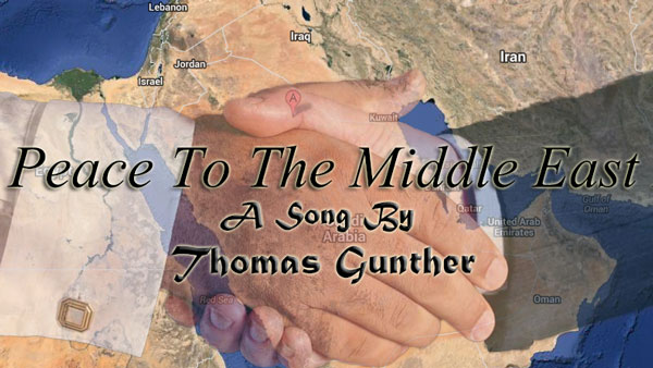 Peace-To-The-Middle-East Song