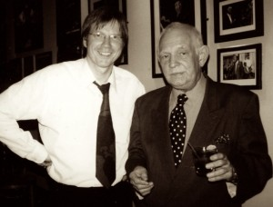Russo & Gunther at the Chicago Jazz Showcase during their break