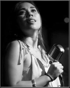 Sarah Marie Young - Backing Vocals on Thomas Gunther's Swing Fever Song