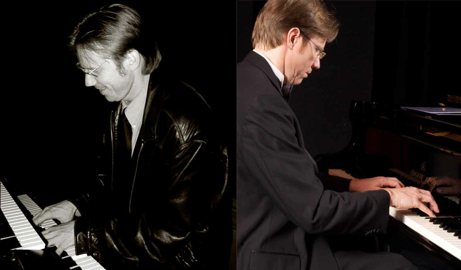 Thomas Gunther on Piano and Keyboards